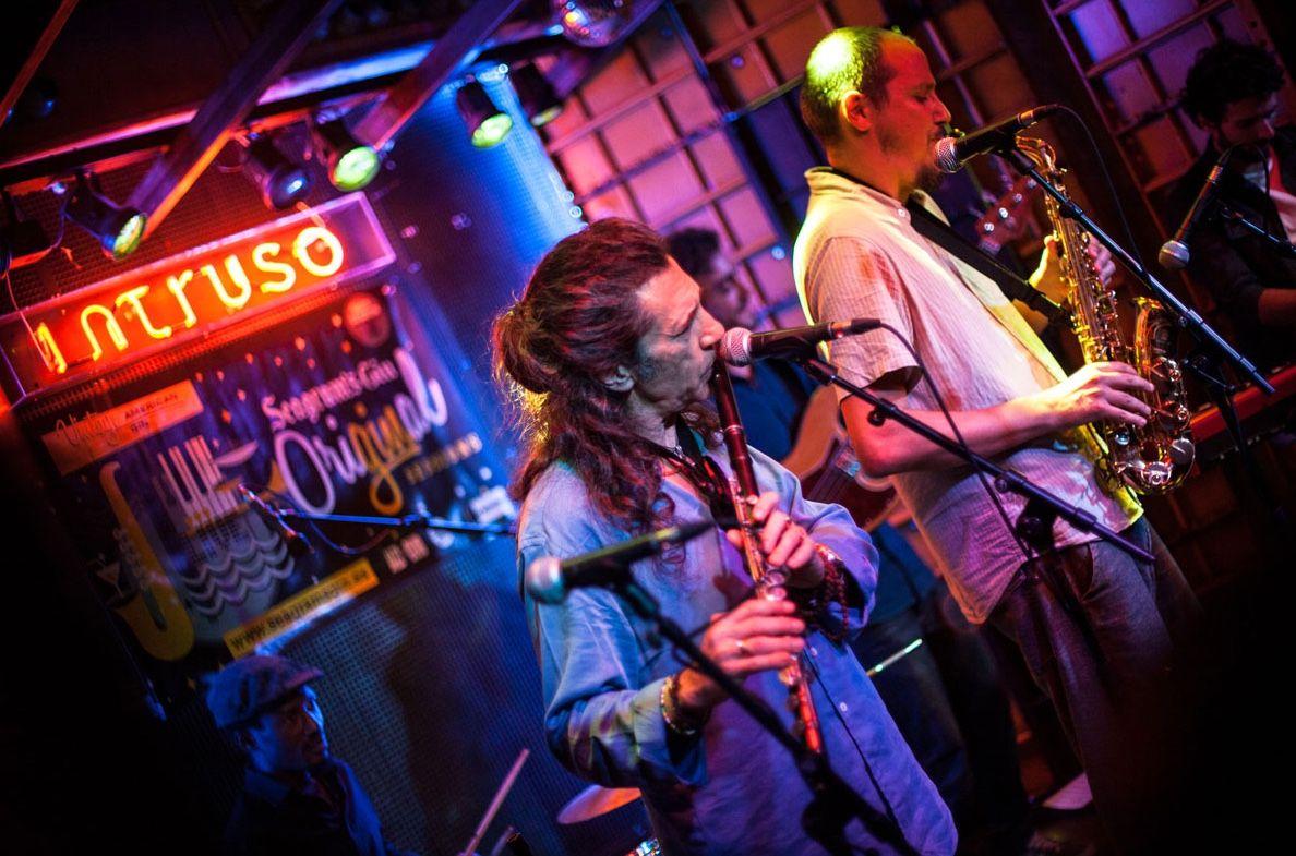Conciertos de Jazz en Intruso Bar