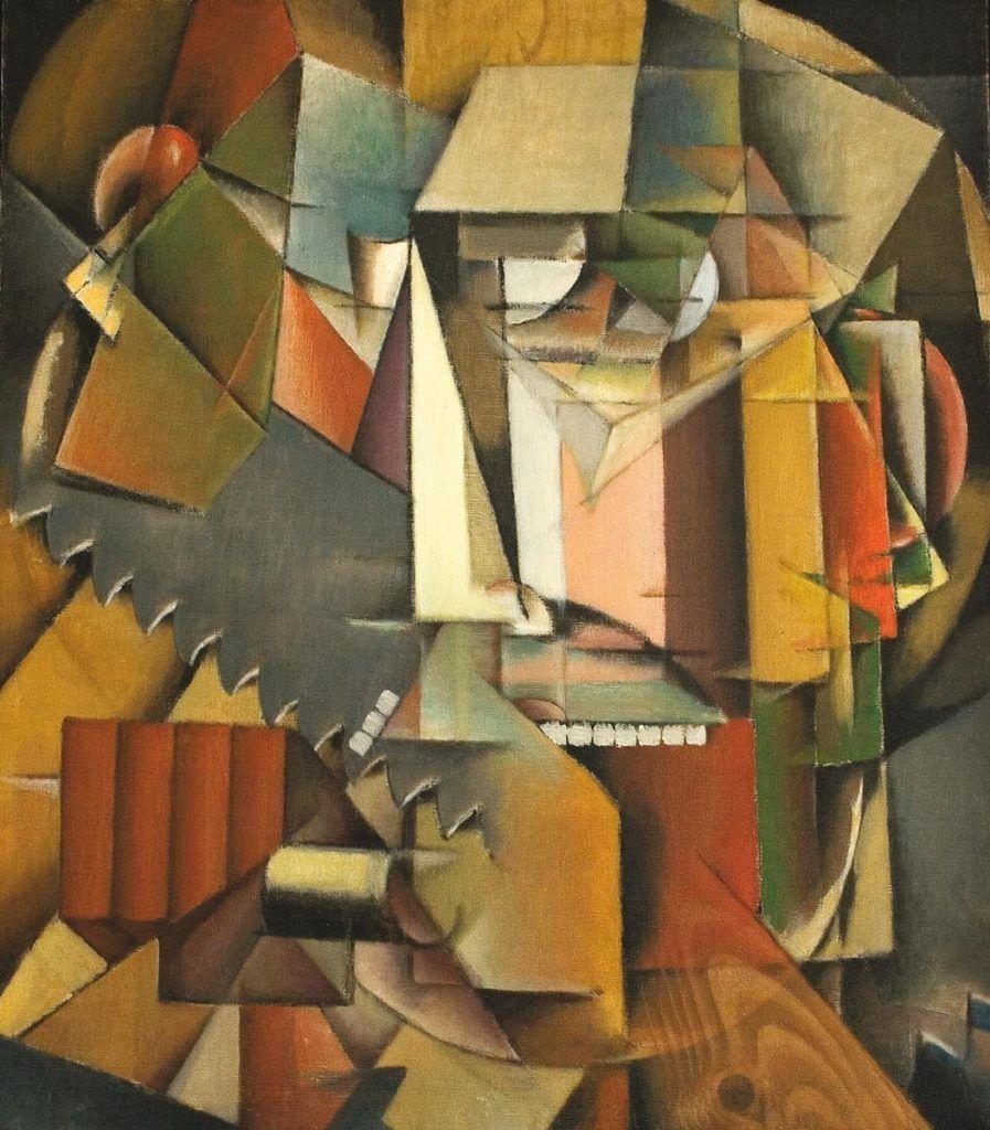 Exposición Dada Ruso Iván Klium en Museo Reina Sofía
