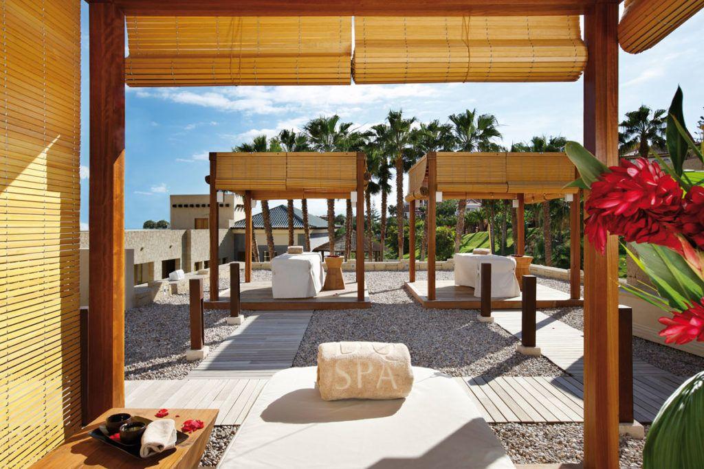 Wellness Tenerife Bahia del Duque relax