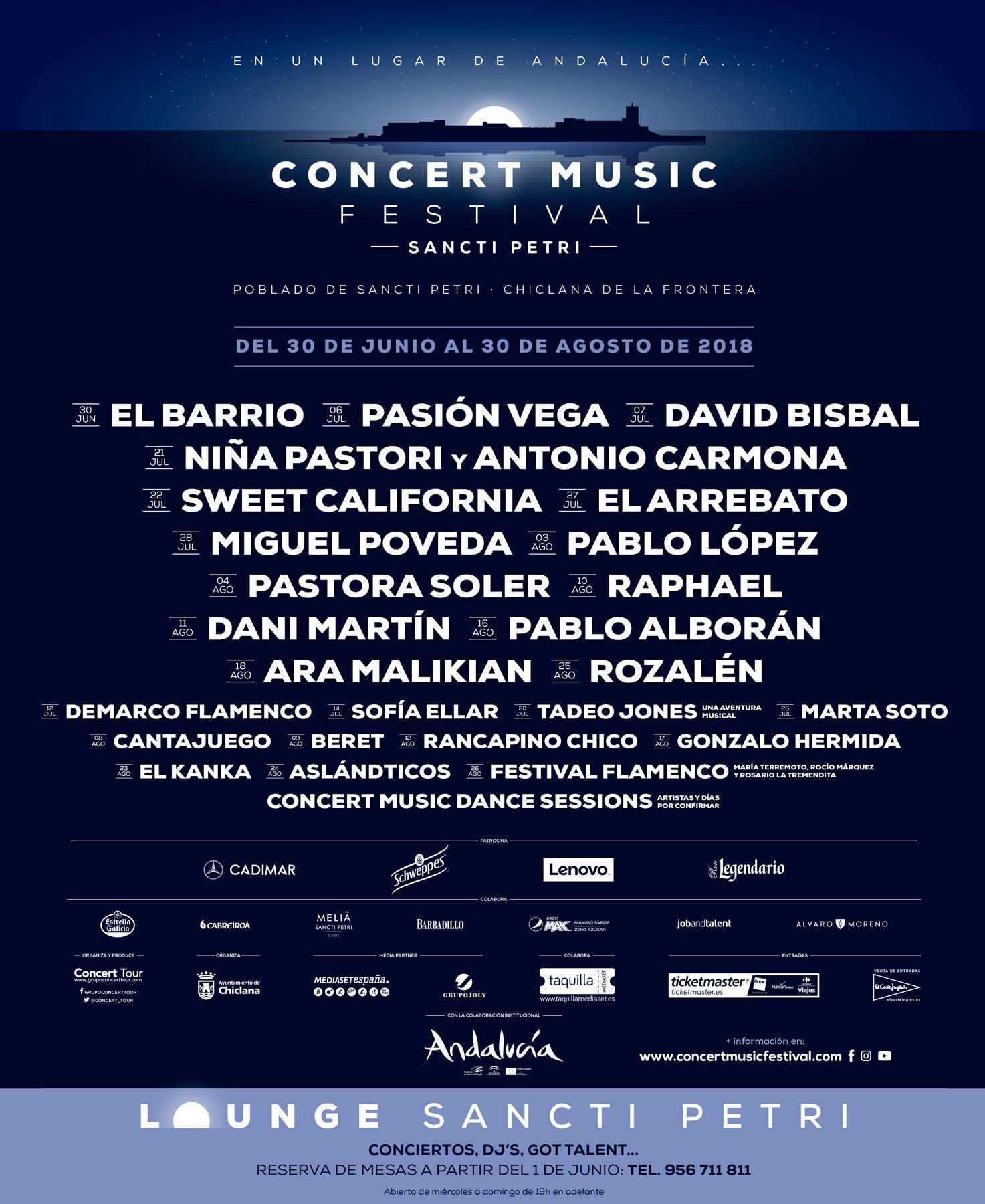 Sancti Petri musica verano
