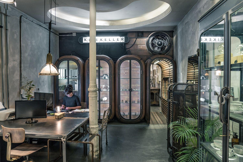 Kikekeller, un local original de Madrid