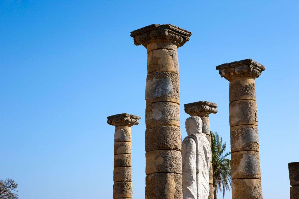 Ruinas de Baelo Claudia ruta del atún tarifa
