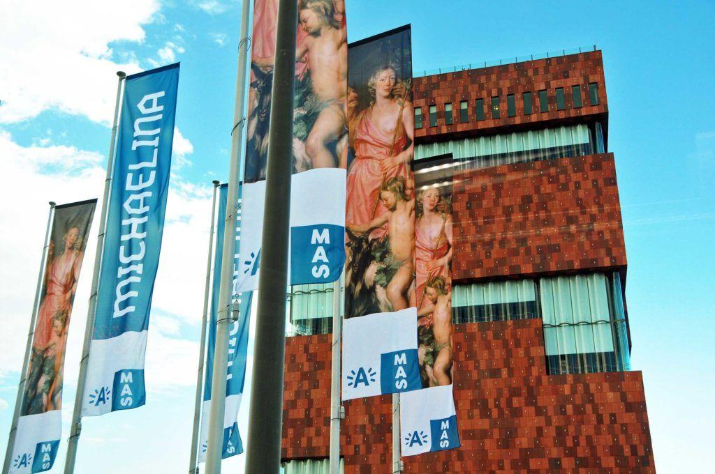 Exposición Michaelina Museo Mas Amberes Bélgica