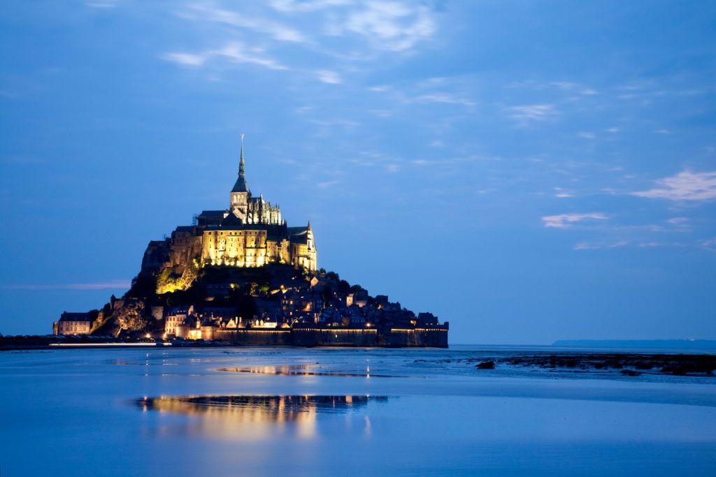Ruta senderismo Francia Bretaña viajes