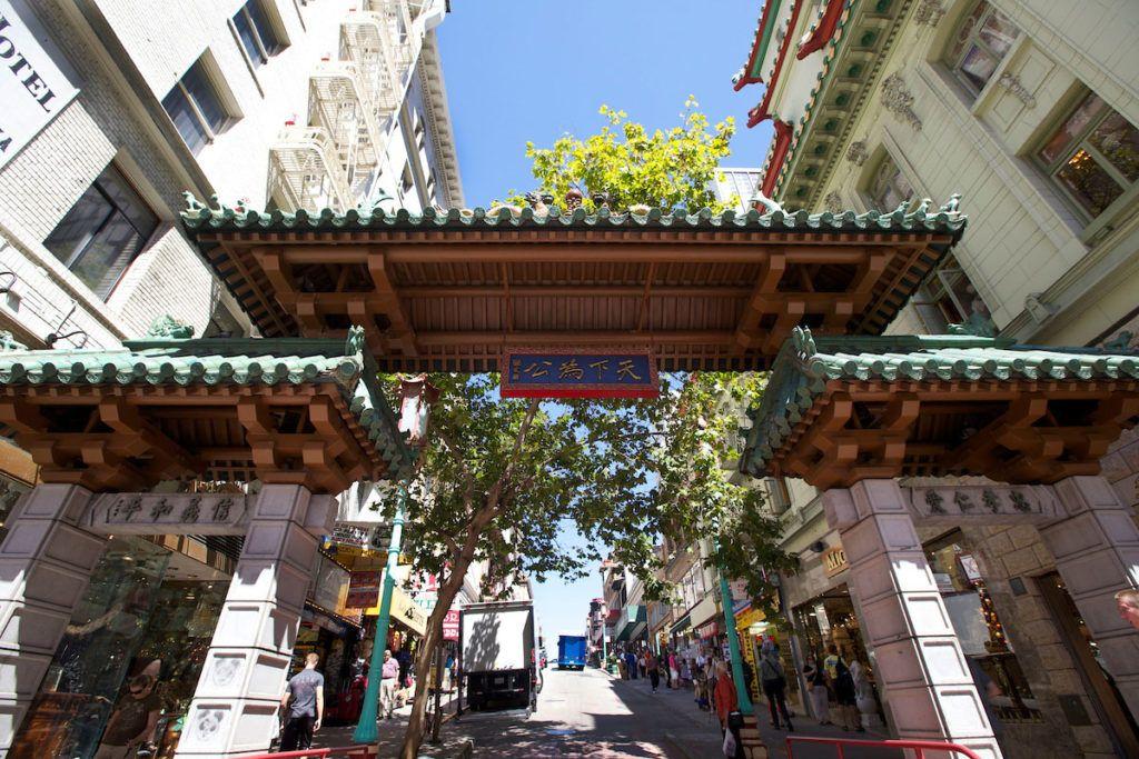 Chinatown visitas san francisco