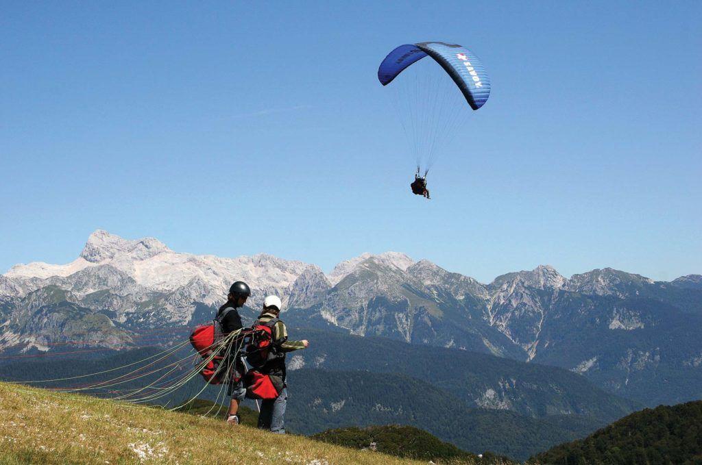 triglav parapente eslovenia ecoturismo