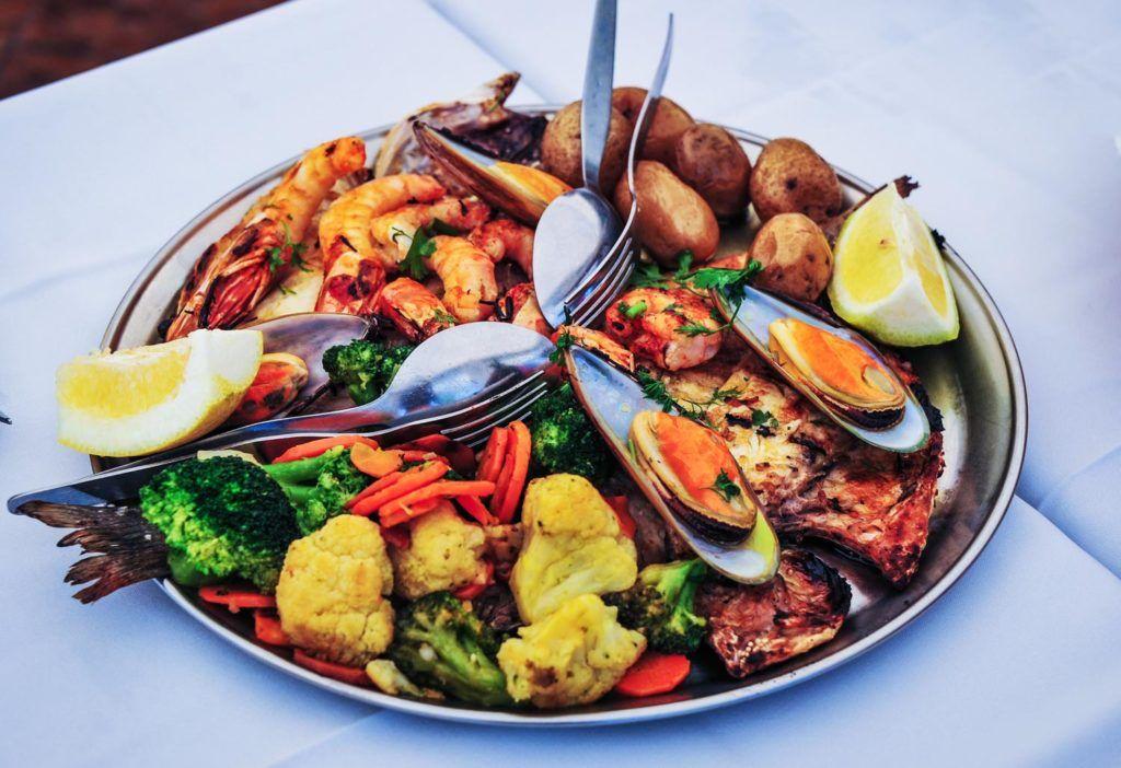 gastronomía portuguesa fin de semana Cascais
