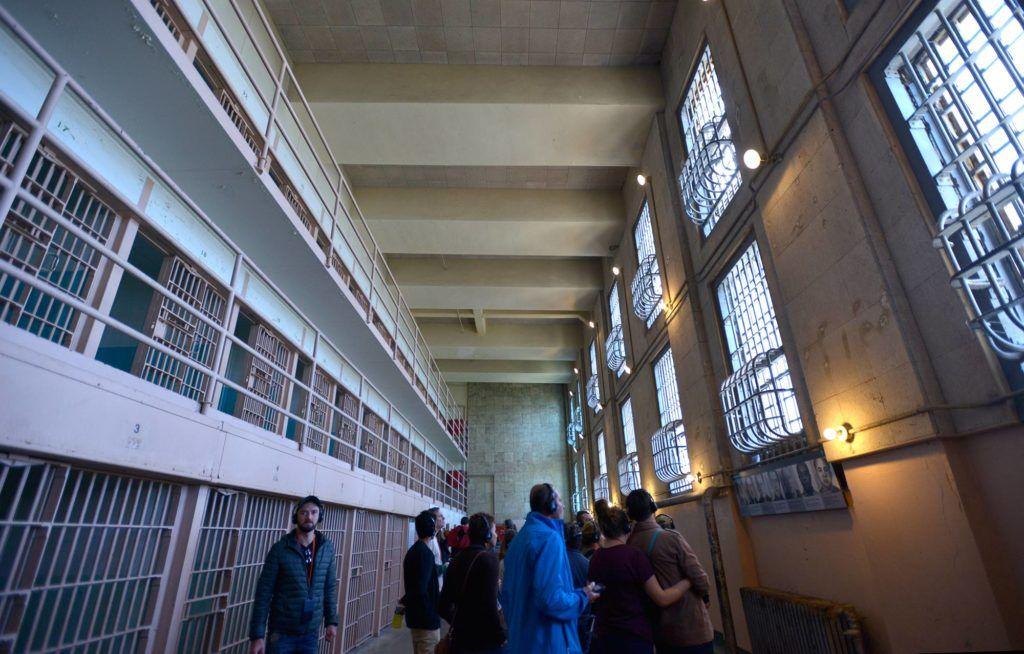 isla de alcatraz visita basica san francisco