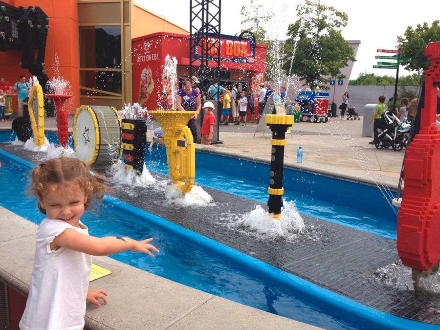 parques atracciones lego familia niños