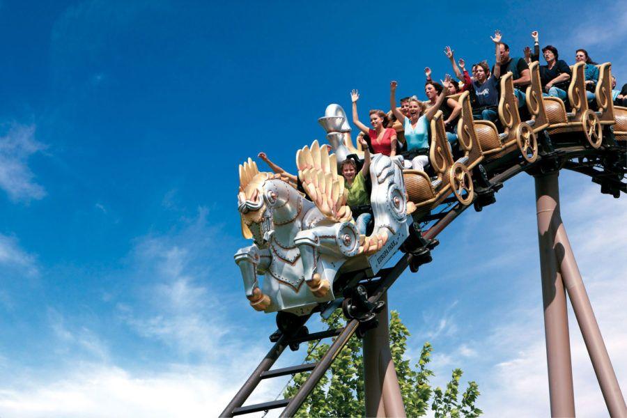 Parque atracciones, Alemania, viajes con niños, viajes en familia, viajes a Europa