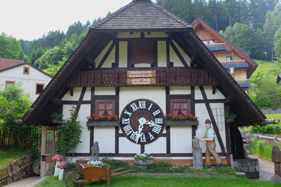 Schonach, Selva Negra, viajes con niños, viajes en familia, viajes a Europa