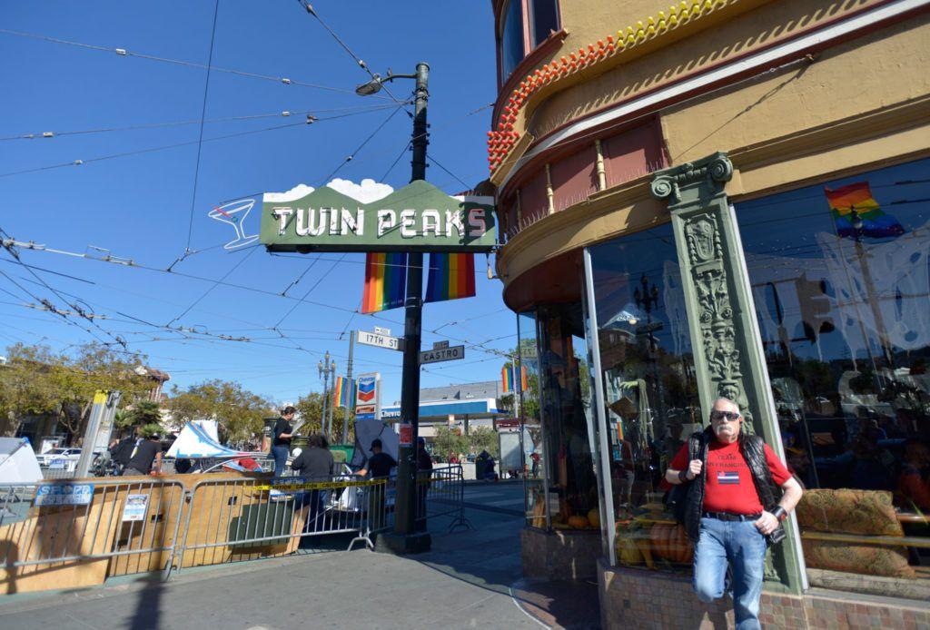 san francisco gay barrio castro twin peaks