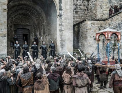 sos del rey católico catedral del mar