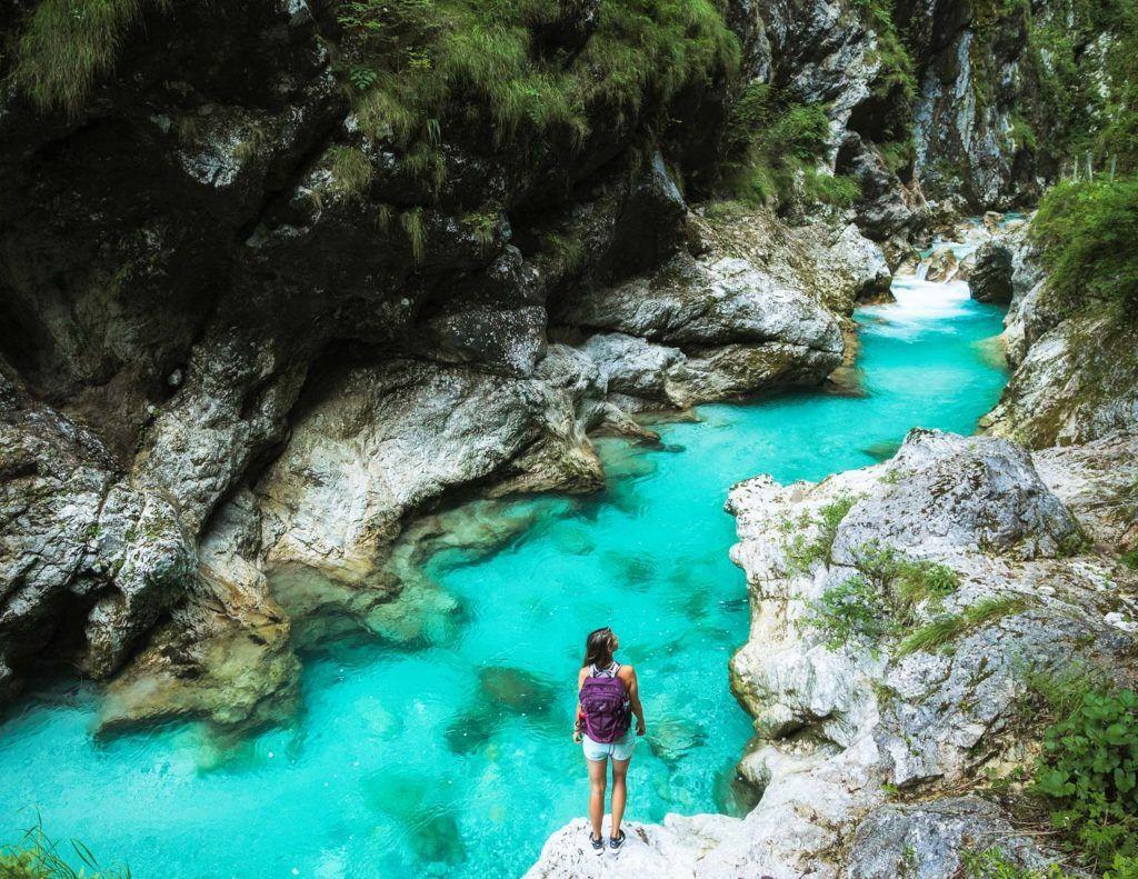 tolmin viaje a eslovenia con amigas