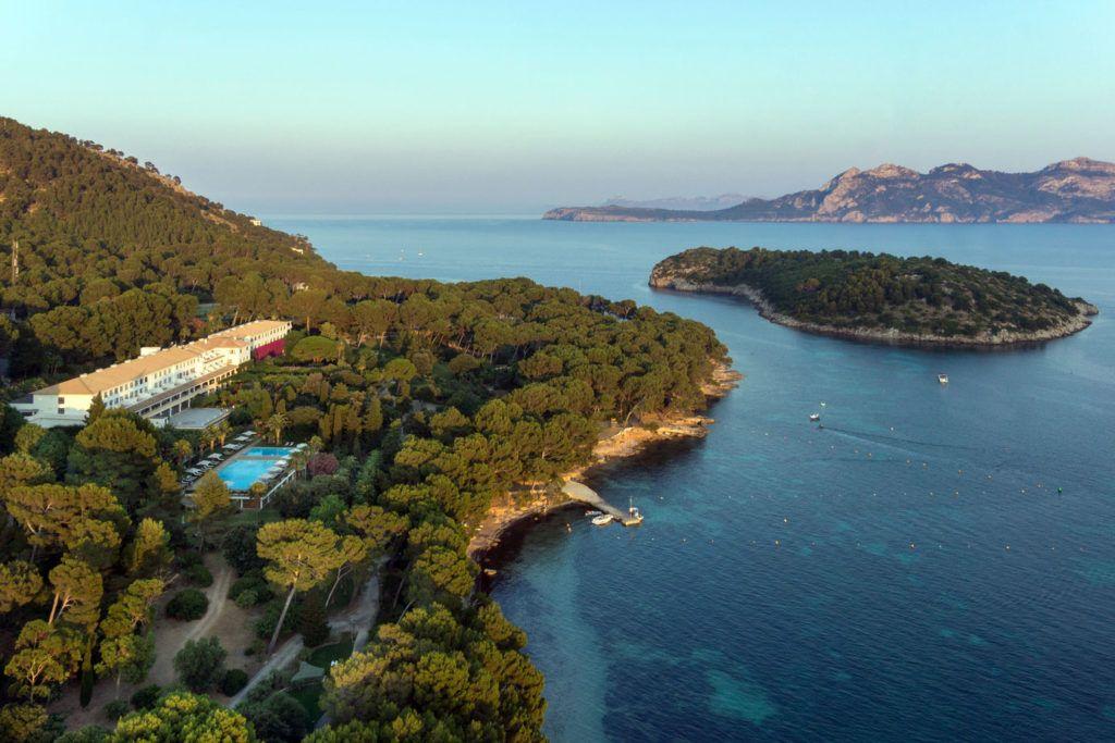 Mallorca mar islas lujo