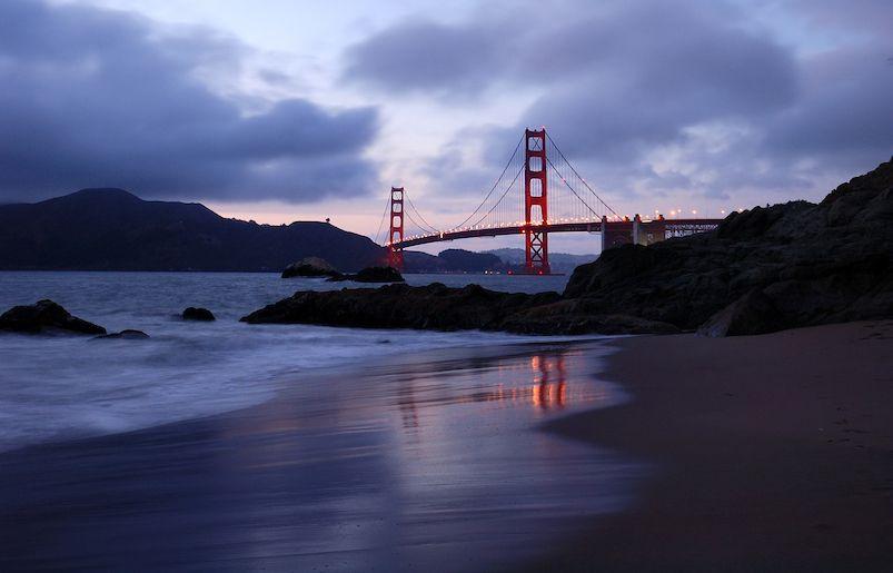 golden gate qué ver en San Francisco