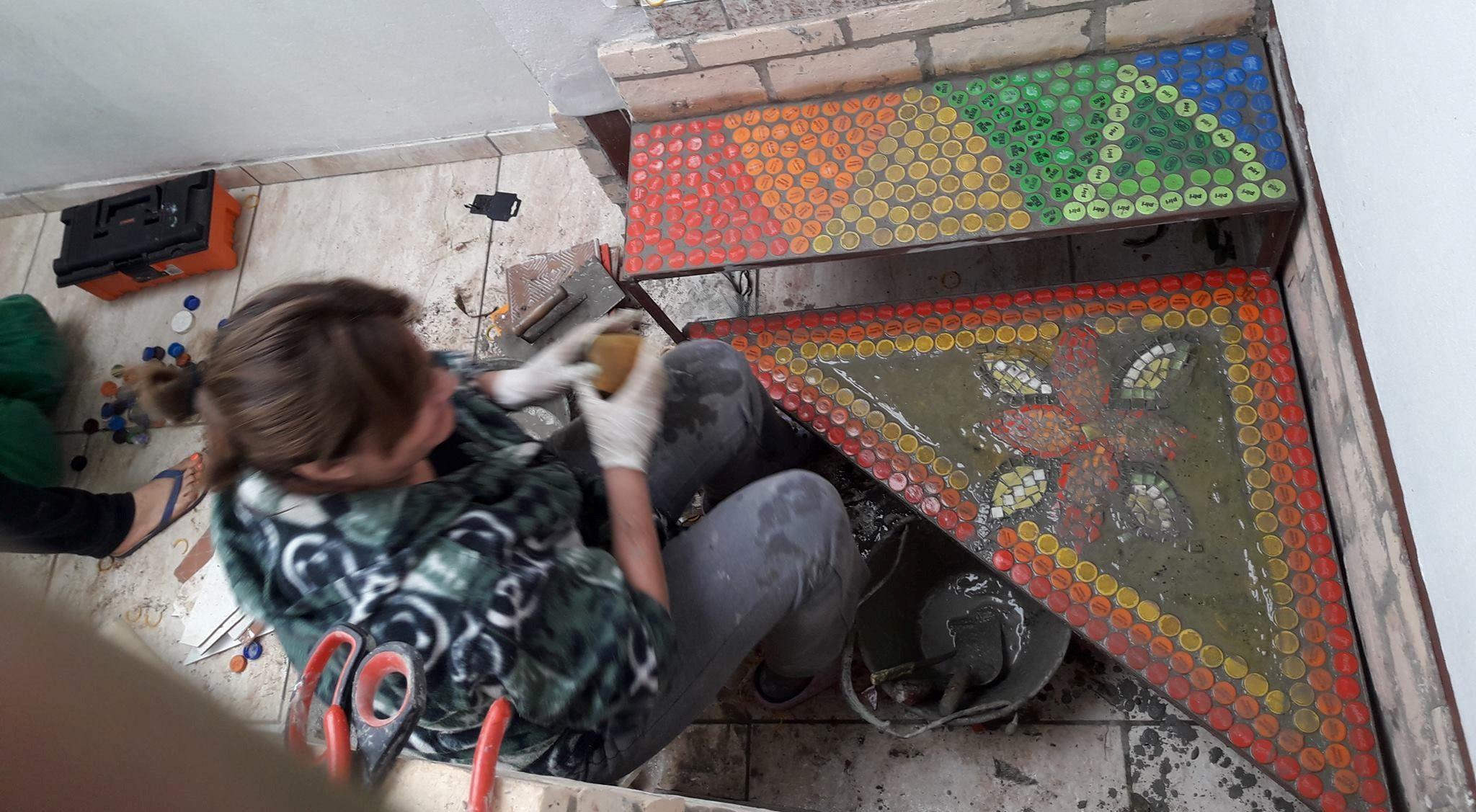 reciclaje mujeres turismo paraguay