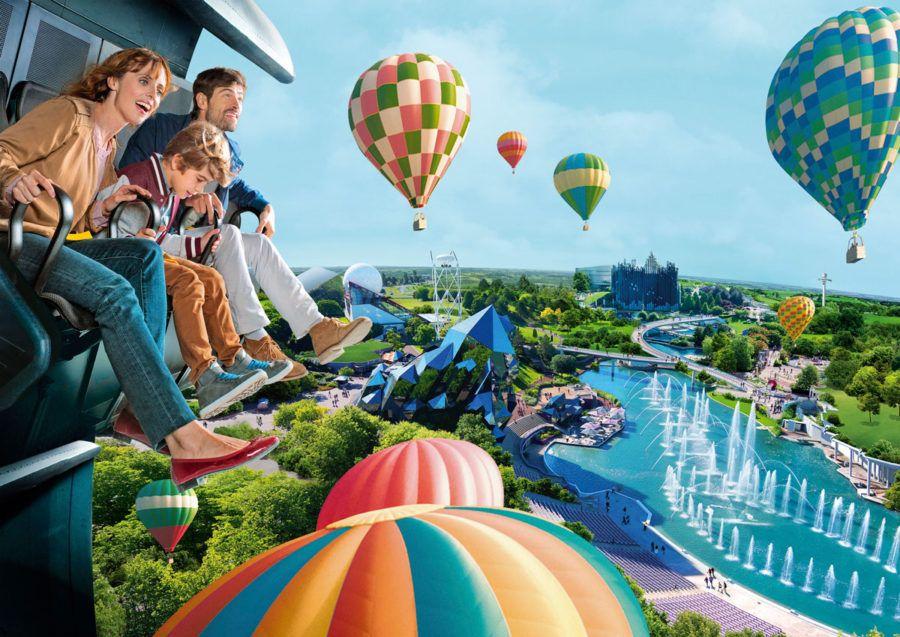 Viaje con niños, viaje en familia, parques de atracciones, viajes a Europa