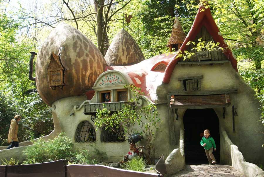 Parque Efteling en Holanda