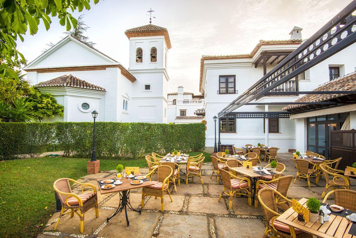 hotel Granada relax descanso