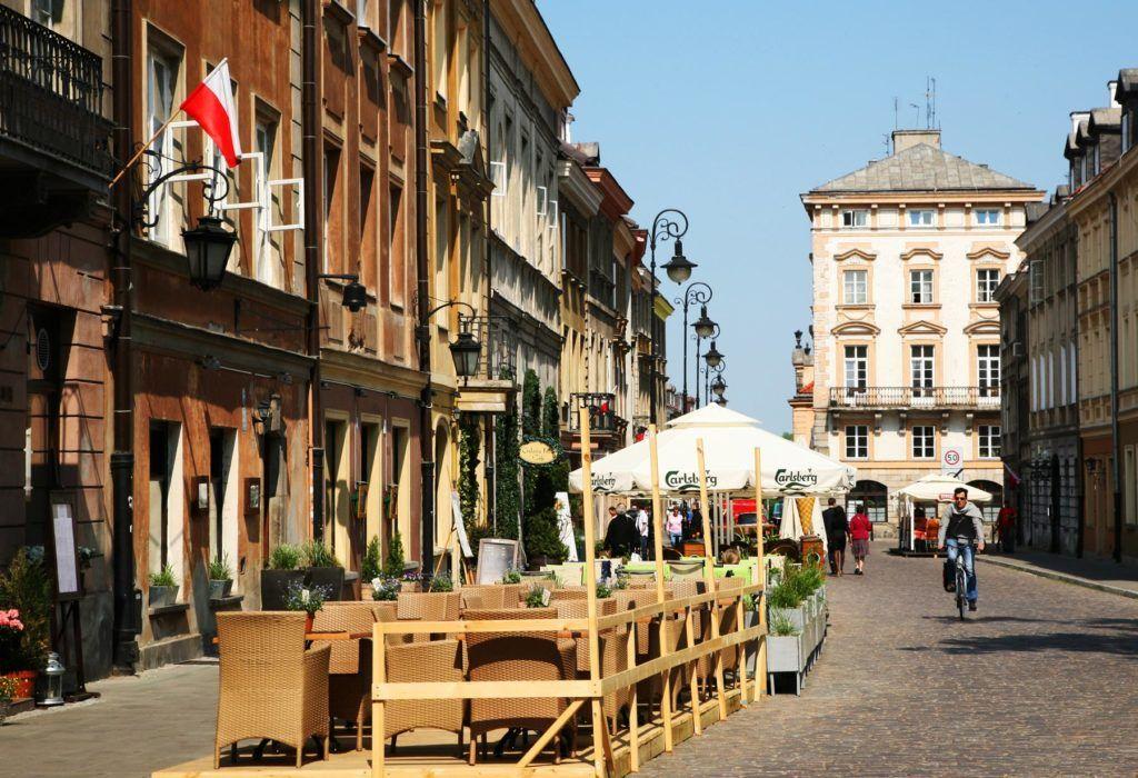 viajes fin de semana Varsovia