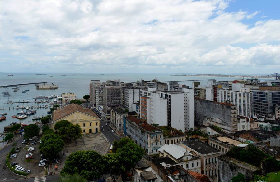 mercado modelo salvador bahia brasil