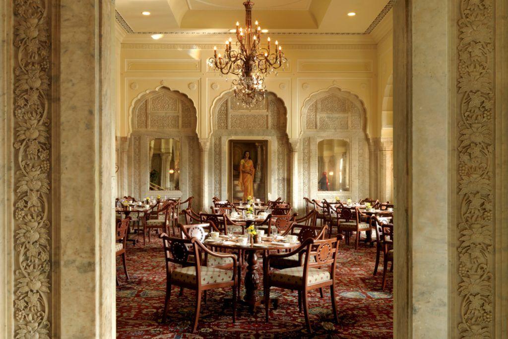 Hotel Taj Rambagh Palace