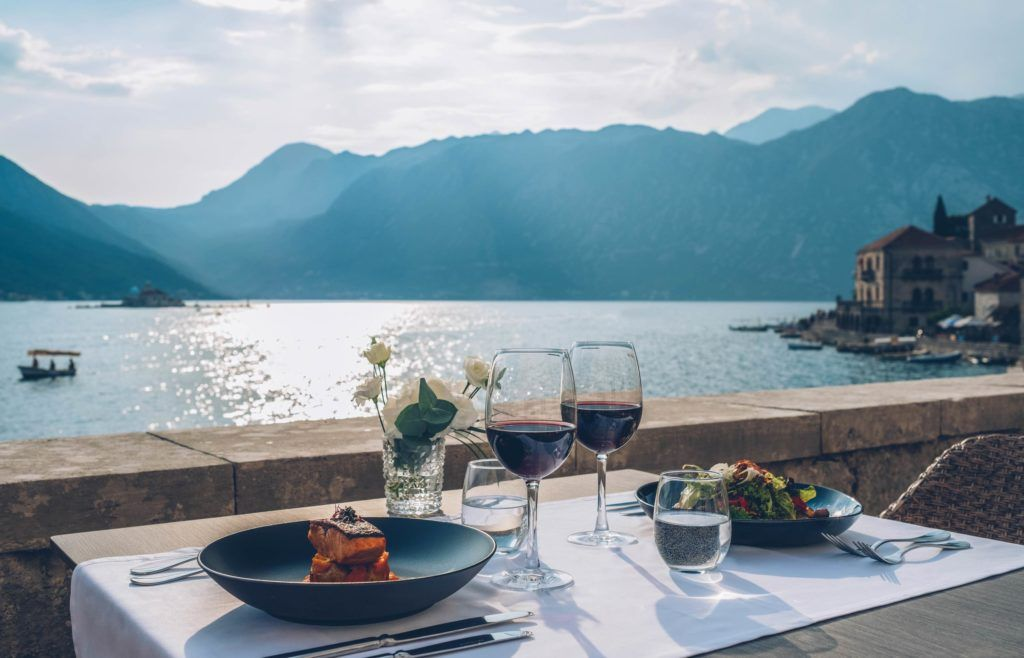 Iberostar perast montenegro vistas