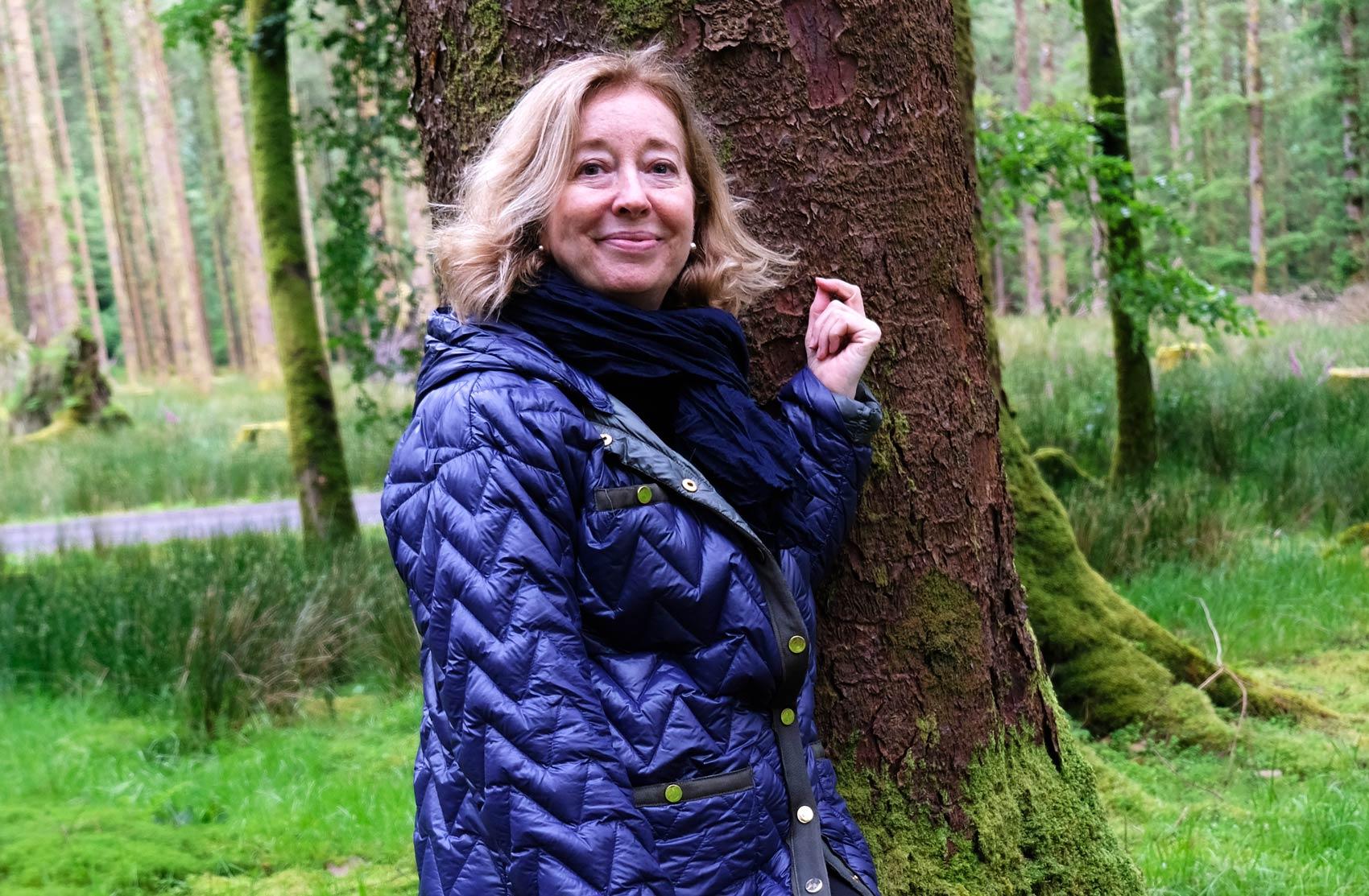 Pura Gimenez Turismo Irlanda Mujer Etheria magazine