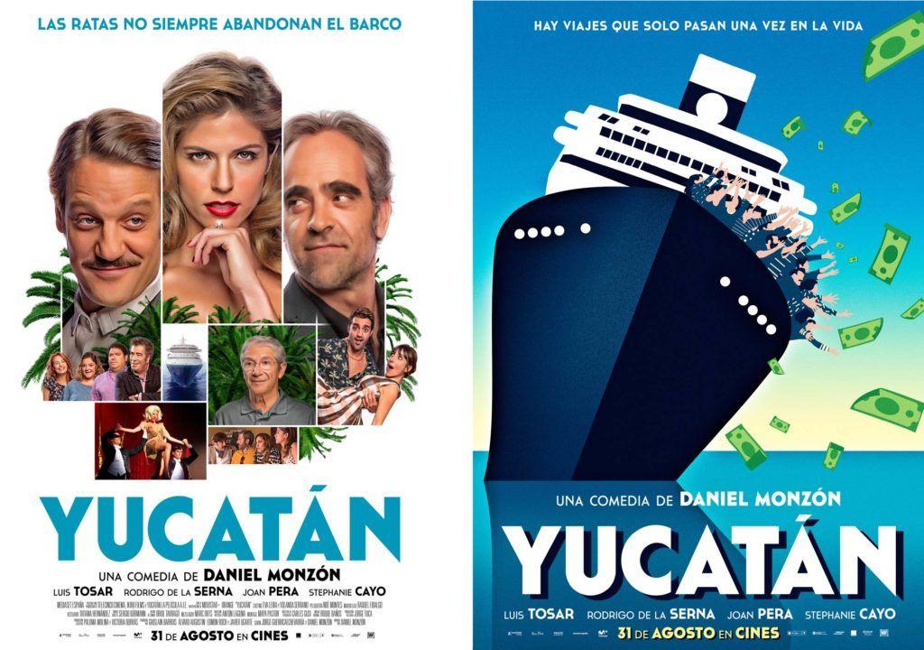 yucatan boat movie viajes cine