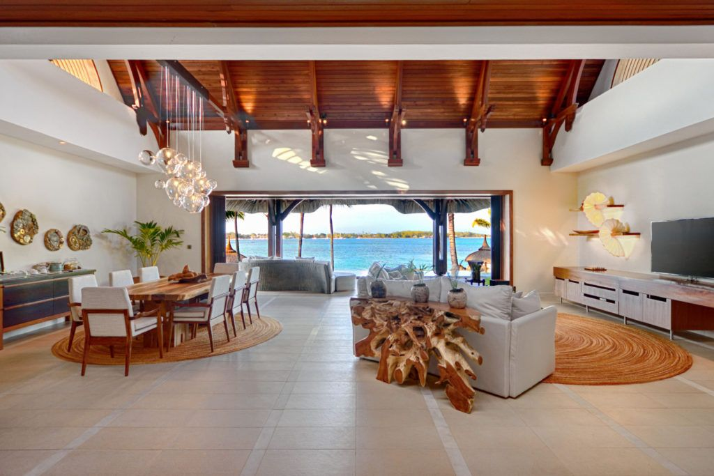 Shangri La de Isla Mauricio
