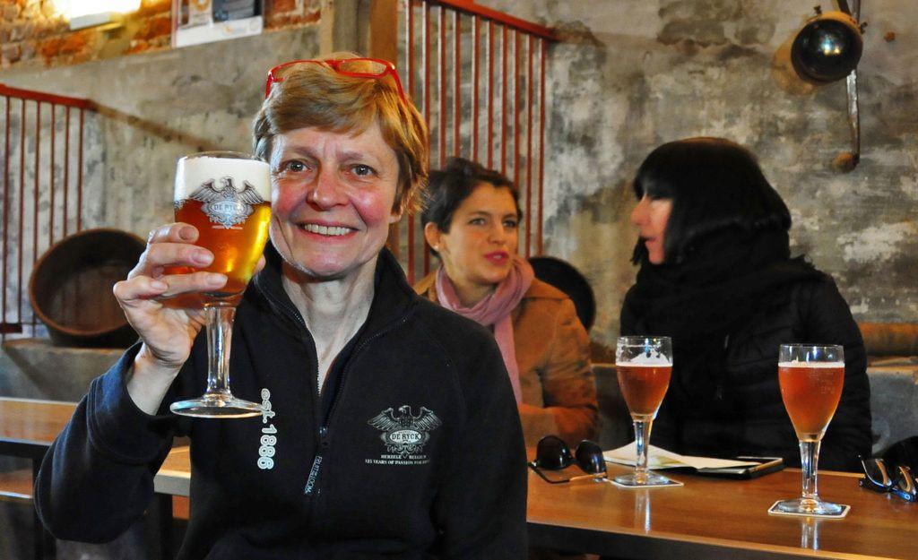 ruta cerveza malinas mujeres belgica