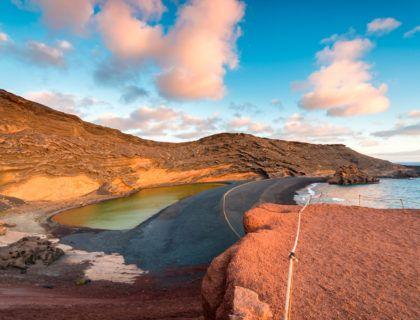 Naturaleza viaje isla