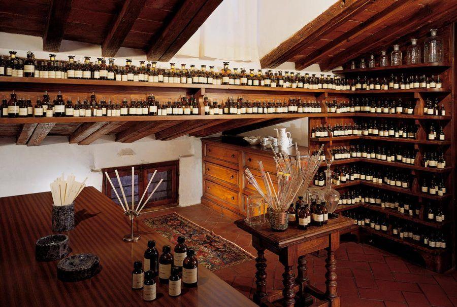 viaje a Florencia, visita perfumeria