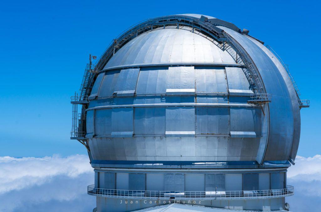observatorio astronomico gran tecan