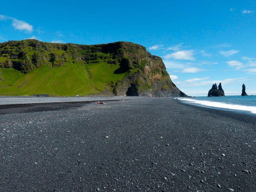Islandia naturaleza volcán