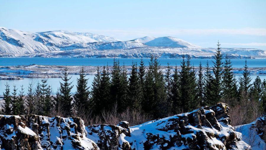 Islandia paisaje naturaleza viajes