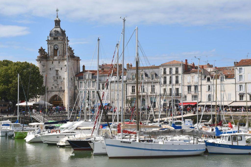 Francia costa atlántica viaje mujeres