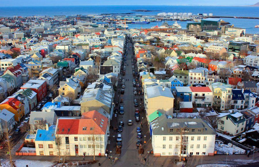 viaje Reykjavik Islandia