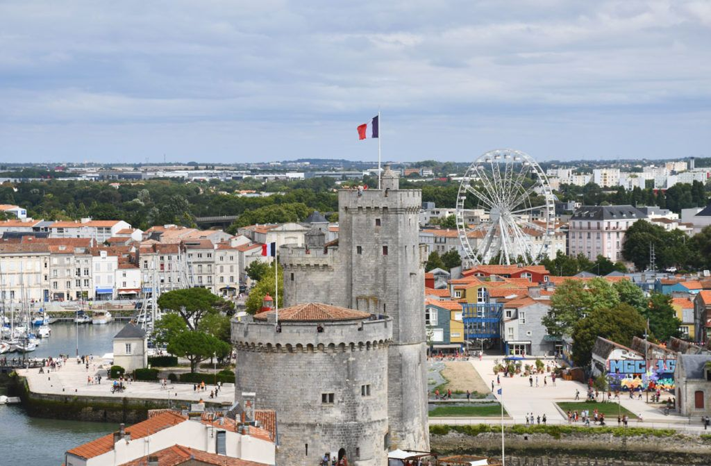 Torres de La Rochelle