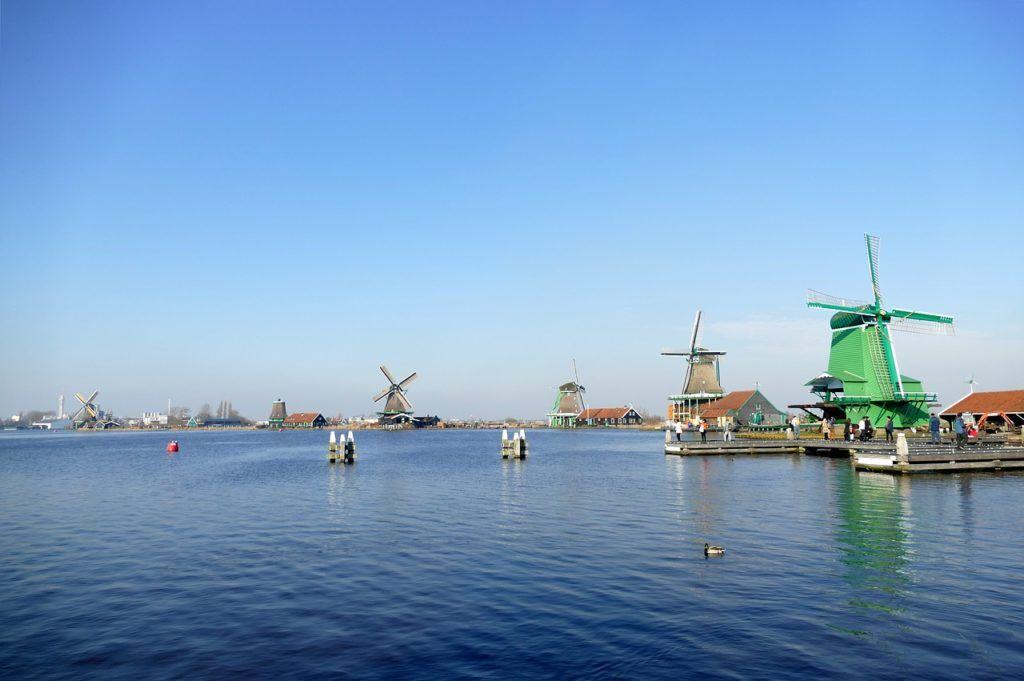 Zaanse Schans excursion amsterdam