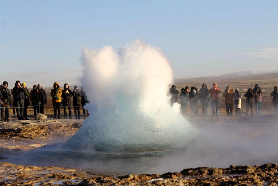 Islandia naturaleza geología viajes