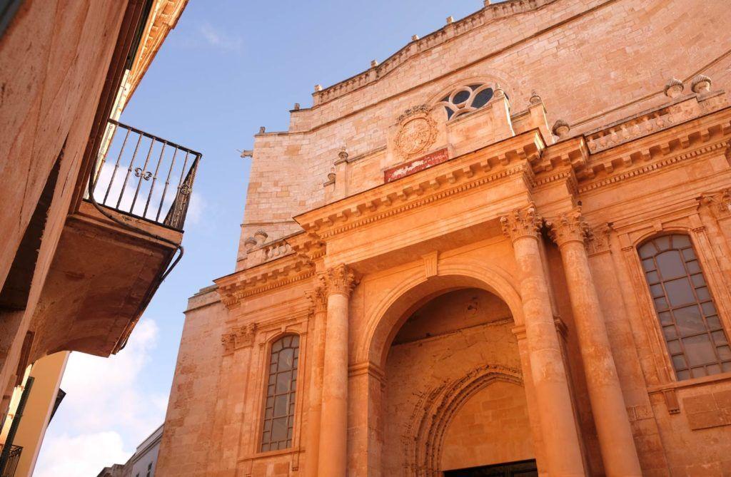 catedral de ciudadela en menorca