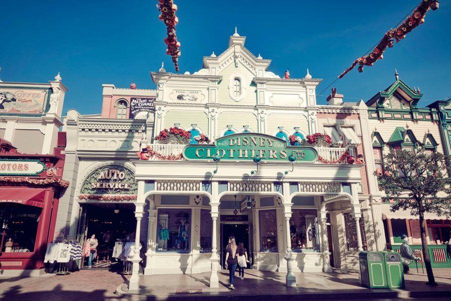 Tiendas en Disneyland Paris