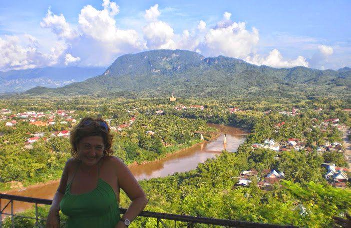 mujeres viajeras Laos