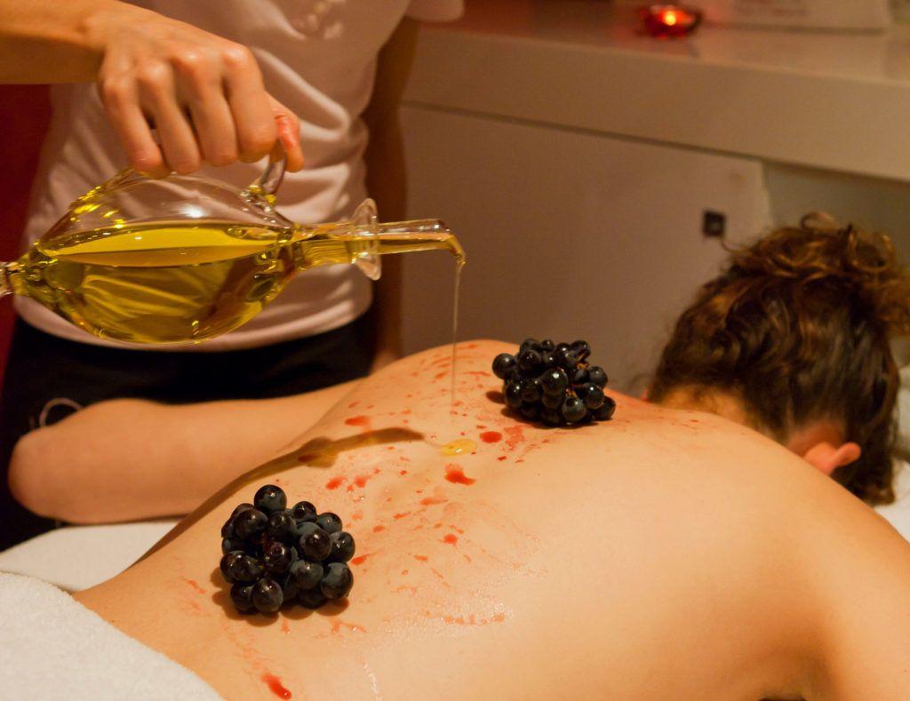 masaje relax vinoterapia descanso