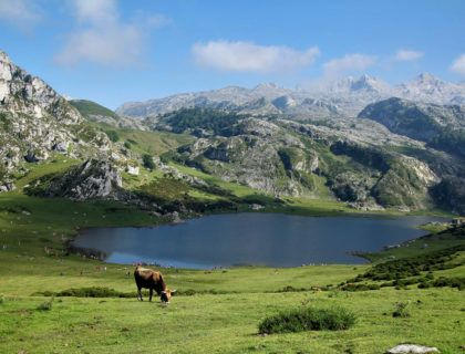 lagos de covadonga, viajes asturias