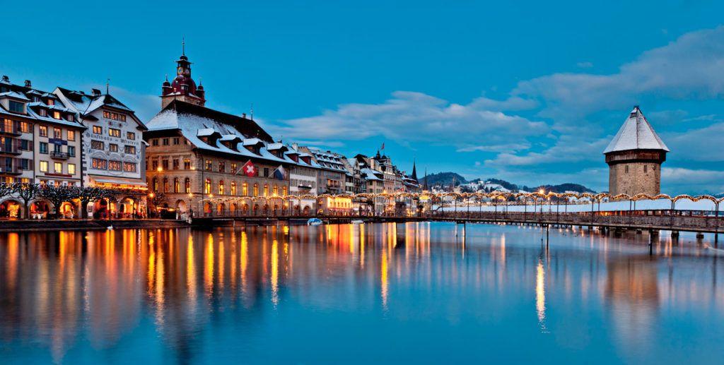 Suiza viaje fin de semana mercadillos