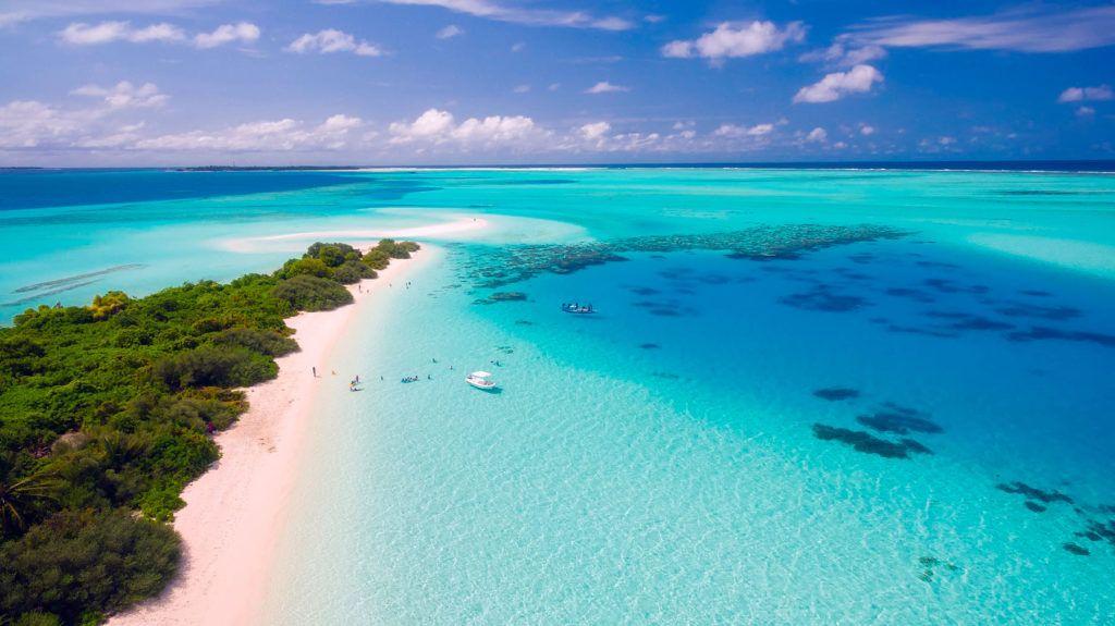 islas viajes mujeres aventura mar océano