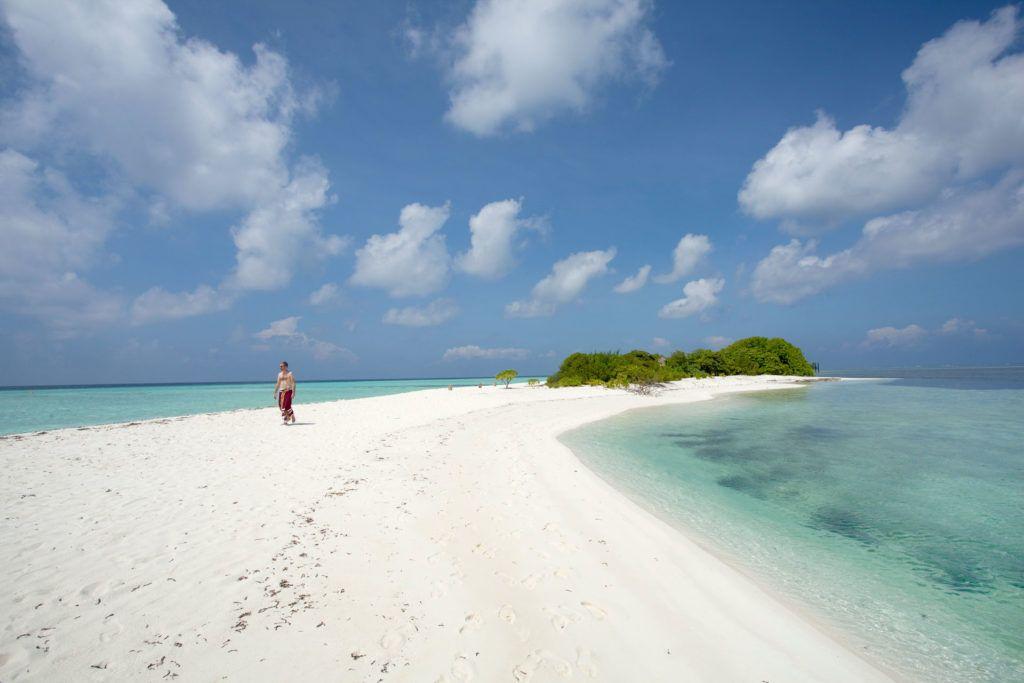 Playa mar islas mujeres viajeras